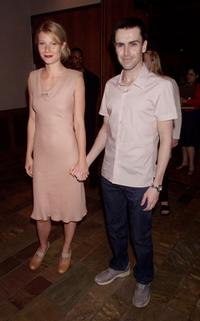 Gwyneth Paltrow and Matt McGrath at the premiere of