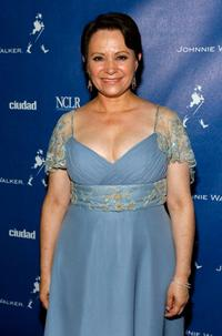 Adriana Barraza at the VIP post party for the 2007 NCLR ALMA awards.
