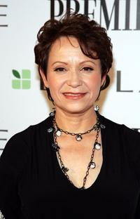 Adriana Barraza at premiere's Best Performances Of 2006.