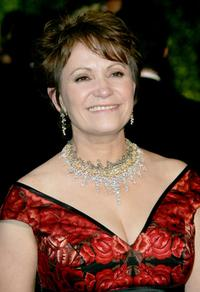 Adriana Barraza at the 2007 Vanity Fair Oscar Party.