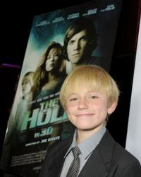 Nathan Gamble at the AFI FEST 2009.