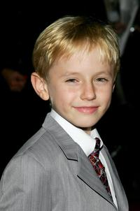 Nathan Gamble at the Toronto International Film Festival gala presentation of