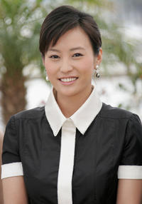 Hao Lei at the photocall of