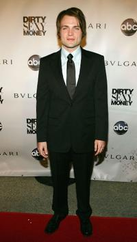 Seth Gabel at the premiere of