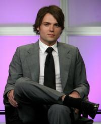 Seth Gabel at the 2007 Summer Television Critics Association Press Tour.