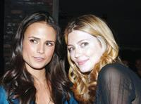 Jordona Brewster and Diora Baird at the after party of the premiere of