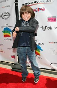 Joseph Castanon at the Camp Ronald McDonald For Good Times 1st Annual Celebrity Teen Fashion Show.