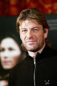 Sean Bean at during a photocall of the film
