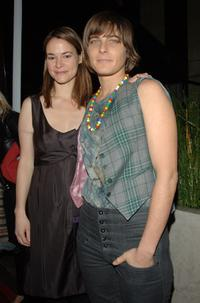 Leisha Hailey and Daniela Sea at the season 5 premiere party of