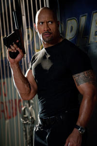 Dwayne Johnson as Roadblock in