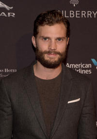Jamie Dornan at the BAFTA Los Angeles Tea Party in California.