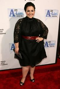 Nikki Blonsky at the Bravo's First
