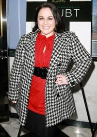 Nikki Blonsky at the premiere of