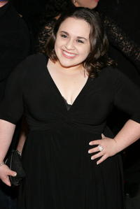 Nikki Blonsky at the N.Y. premiere of