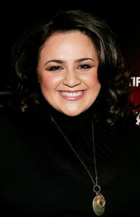 Nikki Blonsky at the the HBO Films screening of Life Support in N.Y.