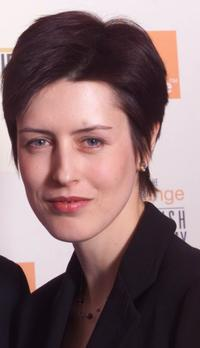 Gina McKee at the BAFTA Awards.