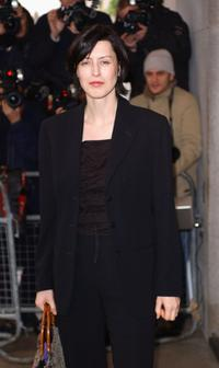 Gina McKee at the eight Annual South Bank Show Awards.