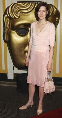 Gina McKee at the British Academy Television Craft Awards.