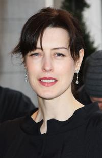Gina McKee at the South Bank Show Awards.