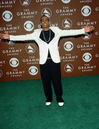 Mario at the 48th Annual Grammy Awards.