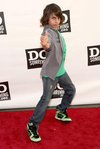 Moises Arias at the Do Something Awards and official pre-party of 2008 Teen Choice Awards.