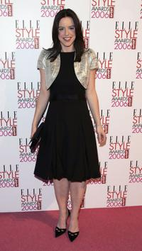 Michelle Ryan at the ELLE Style Awards 2006.