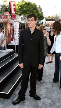 Stephan Bender at the premiere of