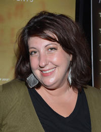 Ashlie Atkinson at the New York premiere of