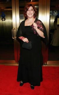 Ashlie Atkinson at the opening night of