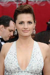 Stana Katic at the 82nd Annual Academy Awards.