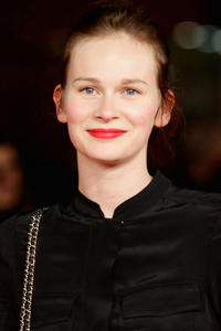 Annabelle Hettmann at the Closing Awards Ceremony of the 5th International Rome Film Festival in Italy.