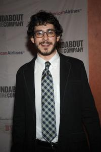 Tate Ellington at the after party of the opening night of