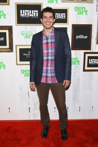 Tate Ellington at the 17th Annual GenArt Film Festival Closing Night premiere of