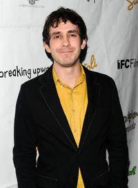 Tate Ellington at the New York premiere of