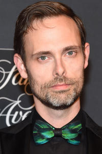 Ransom Riggs at the premiere of