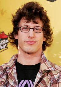 Andy Samberg at the taping of Spike TV's First Annual