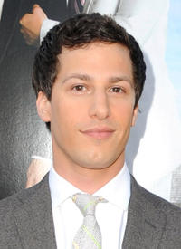Andy Samberg at the California premiere of