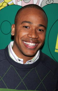 Columbus Short during MTV's Total Request Live at the MTV Times Square Studios in N.Y.