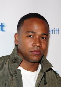 Columbus Short at the Andre Merritt's ASCAP Awards After Party.