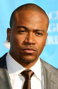 Columbus Short at the 38th annual NAACP Image Awards.