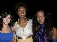 Romina D'Ugo, Annmarie Morais and Tracey