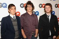Jorma Taccone, Andy Samberg and Akiva Shaffer at the GQ Magazine's 50th Year Celebration party.