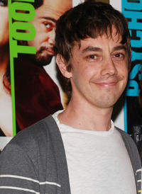 Jorma Taccone at the New York premiere of
