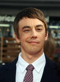 Jorma Taccone at the California premiere of