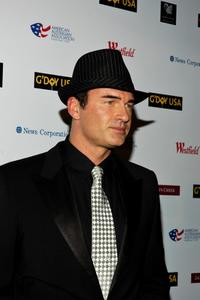 Julian McMahon at the G'Day: Australia Week 2008 Black Tie Gala.