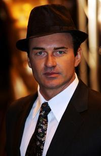 Julian McMahon at the World Music Awards.