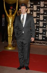 Julian McMahon at the 2007 World Music Awards.