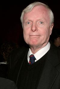 John McMartin at the Opening of