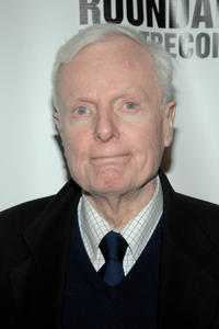 John McMartin at the Roundabout Theater Company's 2011 Spring Gala in New York.