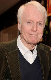 John McMartin at the opening night reception for Joel Grey / A New York Life Exhibit in New York.